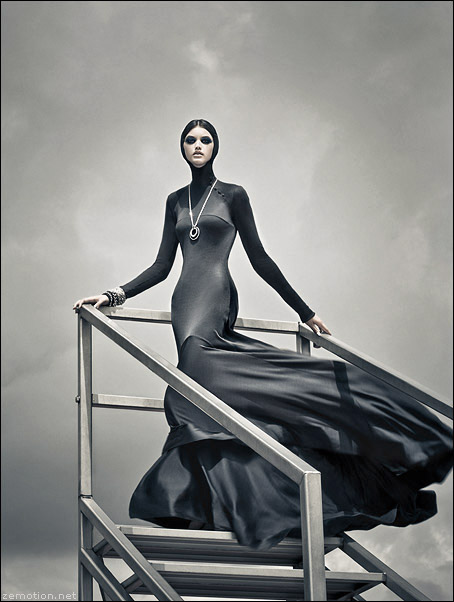Luxury over by Jingna