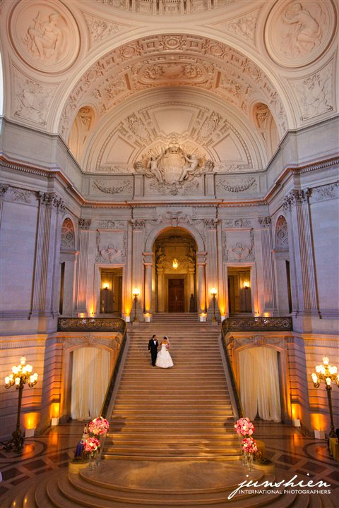 Wedding Photography In The Streets Of San Francisco