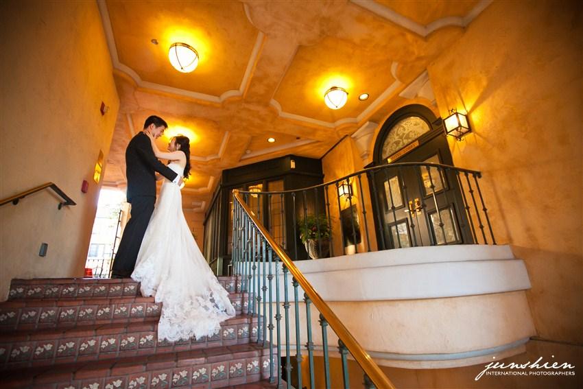 Palo Alto Garden Court Hotel Istant Photographer Derek Wedding Videography Photography Junshien International Makeup And Hair Christina Chen