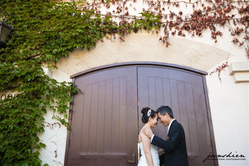 Bridges Golf Course Wedding Photographer San Ramon Amy And Steve Junshien International
