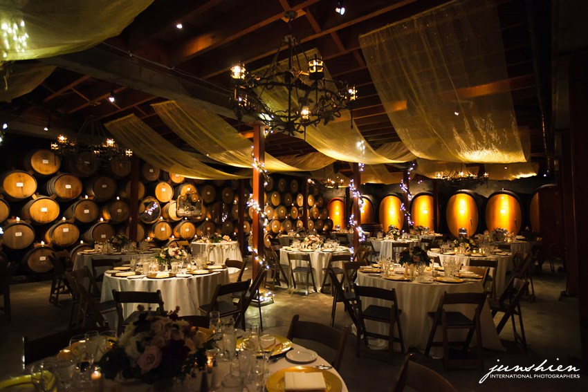 Ceremony Venue And Reception V Sattui Winery Florist Valleyflora Hair Michelle Williams Wedding Planner Darlene Forbes